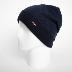 Купить шапку утеплённую вязанную для мужчин в Москве