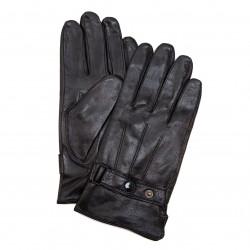 Купить кожаные перчатки для мужчин в Москве