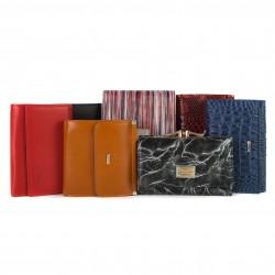 Купить кожаный кошелек для женщин в Москве