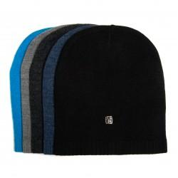 Купить мужские тонкие вязанные шапки в Москве