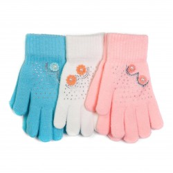 Купить перчатки и варежки для детей в Москве