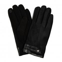 Купить трикотажные перчатки для мужчин в Москве