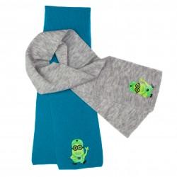 Купить детские снуды и шарфы в Москве недорого